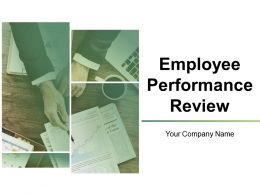 Employee Performance Review Powerpoint Presentation Slides