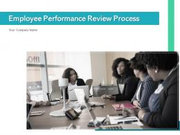 Employee Performance Review Process Empower Personnel Communication Evaluation