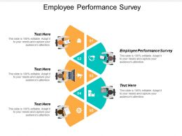 Employee Performance Survey Ppt Powerpoint Presentation Infographics Format Cpb