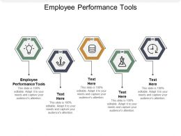 Employee Performance Tools Ppt Powerpoint Presentation Example File Cpb