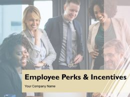 Employee Perks And Incentives Powerpoint Presentation Slides