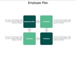 Employee Plan Ppt Powerpoint Presentation Outline Good Cpb