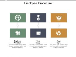 Employee Procedure Ppt Powerpoint Presentation Styles Graphics Example Cpb