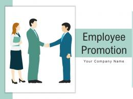 Employee Promotion Arrow Evaluation Performance Growth Exemplary Assessment