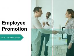 Employee Promotion Powerpoint Presentation Slides