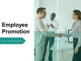 Employee Promotion Powerpoint Presentation Slides