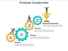 Employee Questionnaire Ppt Powerpoint Presentation Pictures Layouts Cpb