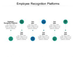 Employee Recognition Platforms Ppt Powerpoint Presentation Infographic Cpb