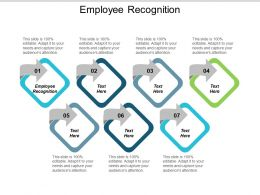 Employee Recognition Ppt Powerpoint Presentation Ideas Styles Cpb