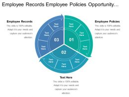Employee Records Employee Policies Opportunity Identification Process Price Analysis