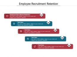 Employee Recruitment Retention Ppt Powerpoint Presentation Gallery Guide Cpb
