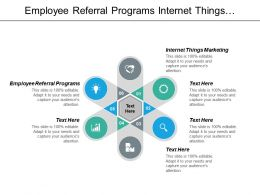 Employee Referral Programs Internet Things Marketing Kaizen Management System Cpb