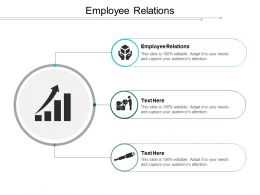 Employee Relations Ppt Powerpoint Presentation File Maker Cpb