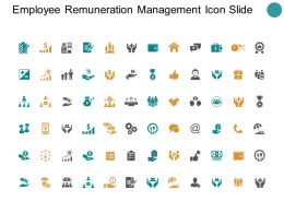 Employee Remuneration Management Icon Slide Growth L315 Ppt Powerpoint Themes