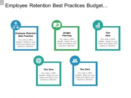 Employee Retention Best Practices Budget Planning Marketing Services Strategy Cpb