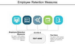 Employee Retention Measures Ppt Powerpoint Presentation Slide Download Cpb
