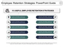 Employee Retention Strategies Powerpoint Guide