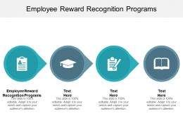 Employee Reward Recognition Programs Ppt Powerpoint Presentation Slides Example Cpb