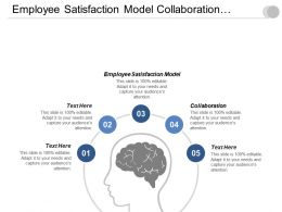 Employee Satisfaction Model Collaboration Debt Equity Ratio Diversity Inclusion Cpb