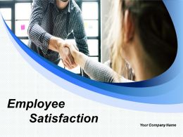 Employee Satisfaction Powerpoint Presentation Slides