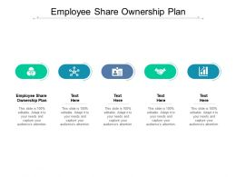 Employee Share Ownership Plan Ppt Powerpoint Presentation Infographic Ideas Cpb