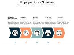 Employee Share Schemes Ppt Powerpoint Presentation Show Example Cpb