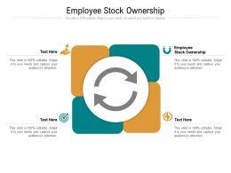 Employee Stock Ownership Ppt Powerpoint Presentation Inspiration Layout Ideas Cpb