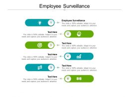 Employee Surveillance Ppt Powerpoint Presentation Model Introduction Cpb