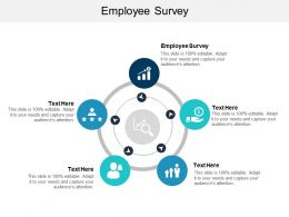 Employee Survey Ppt Powerpoint Presentation Slides Microsoft Cpb