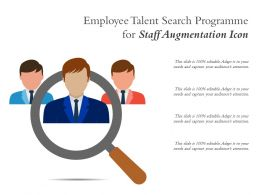 Employee Talent Search Programme For Staff Augmentation Icon