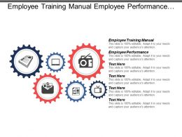 Employee Training Manual Employee Performance Employee Training Entrepreneurial Skills