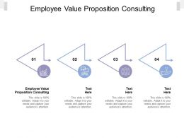 Employee Value Proposition Consulting Ppt Powerpoint Presentation Styles Introduction Cpb