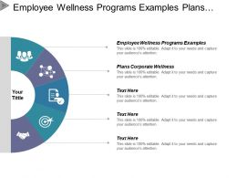 Employee Wellness Programs Examples Plans Corporate Wellness Incentive Management Cpb