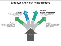 Employees Authority Responsibilities Ppt Powerpoint Presentation Outline Elements Cpb