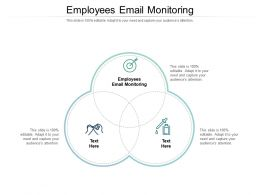 Employees Email Monitoring Ppt Powerpoint Presentation Summary Topics Cpb