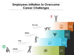 Employees Initiation To Overcome Career Challenges
