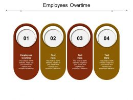 Employees Overtime Ppt Powerpoint Presentation Gallery Ideas Cpb