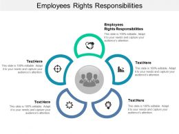 Employees Rights Responsibilities Ppt Powerpoint Presentation Slides Graphics Tutorials Cpb