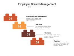 Employer Brand Management Ppt Powerpoint Presentation Gallery Example Cpb