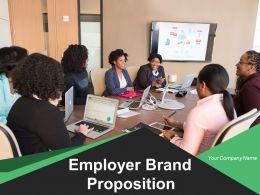 Employer Brand Proposition Powerpoint Presentation Slides