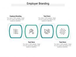 Employer Branding Ppt Powerpoint Presentation Slides Layouts Cpb
