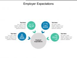 Employer Expectations Ppt Powerpoint Presentation Gallery Vector Cpb