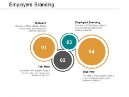 Employers Branding Ppt Powerpoint Presentation Infographics Professional Cpb