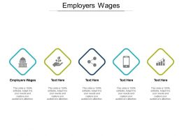 Employers Wages Ppt Powerpoint Presentation Gallery Summary Cpb
