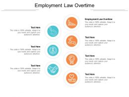 Employment Law Overtime Ppt Powerpoint Presentation Ideas Examples Cpb