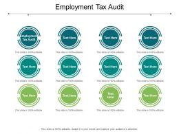 Employment Tax Audit Ppt Powerpoint Presentation Icon Background Designs Cpb