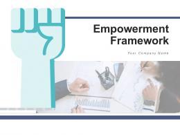 Empowerment Framework Psychological Individual Performance Organizational Elements Transformation