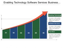 Enabling Technology Software Services Business Process Business Performance
