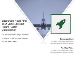 Encourage Heart Find Your Voice Envision Future Foster Collaboration