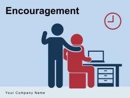 Encouragement Innovation Individual Determined Appreciating Motivational